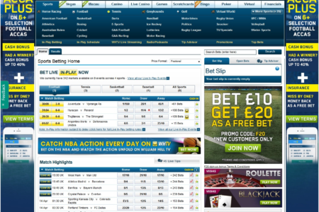 William Hill's Goal For The Future: To Innovate & Expand