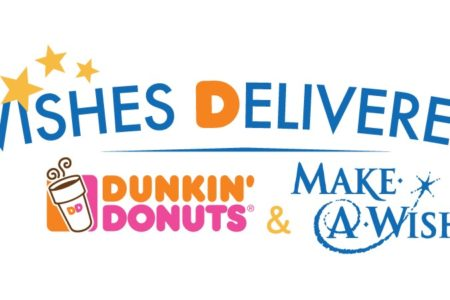 "Dunkin' Donuts Launches ""Wishes DelivereD"" Campaign"