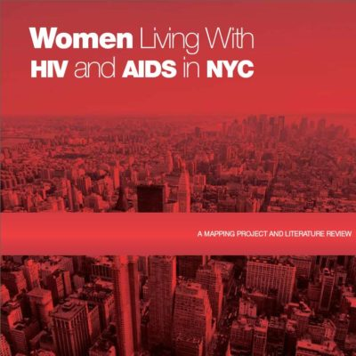 Women Living With HIV And AIDS In NYC