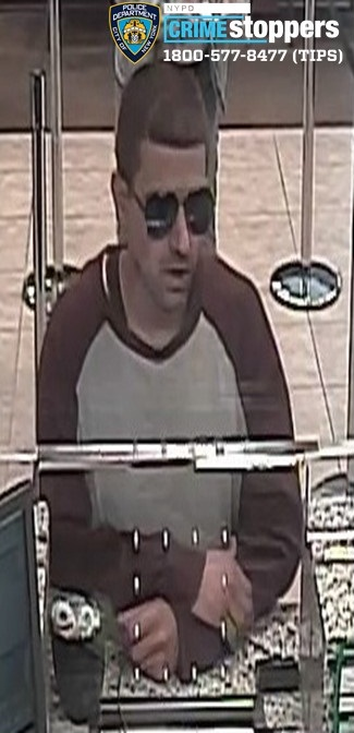Help Identify A Bank Robberer