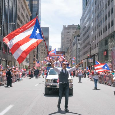 62nd Annual National Puerto Rican Day Parade