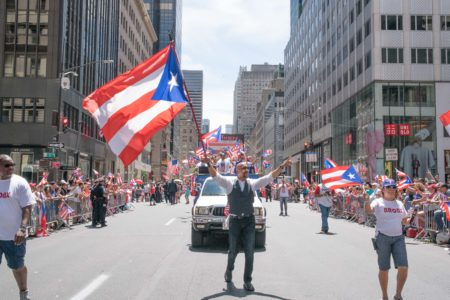 62<sup>nd</sup> Annual National Puerto Rican Day Parade
