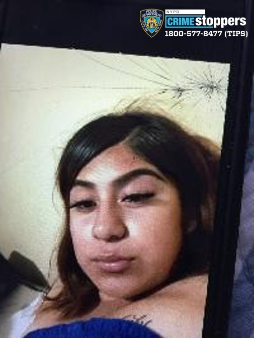 Alaidy Pantaleon, 15, Missing