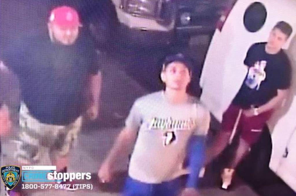 Help Identify An Attempted Robbery Quintet