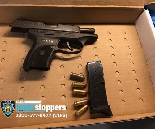 Police Involved Shooting In 44th Precinct In Bronx