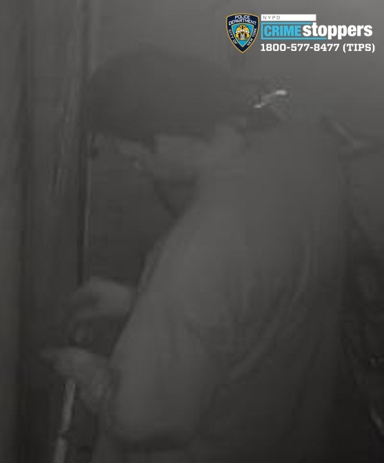 Help Identify An Attempted Commercial Burglary Suspect