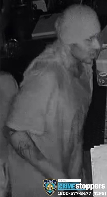 Help Identify A Commercial Burglary Quintet