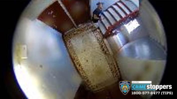 Help Identify A Burglary Duo