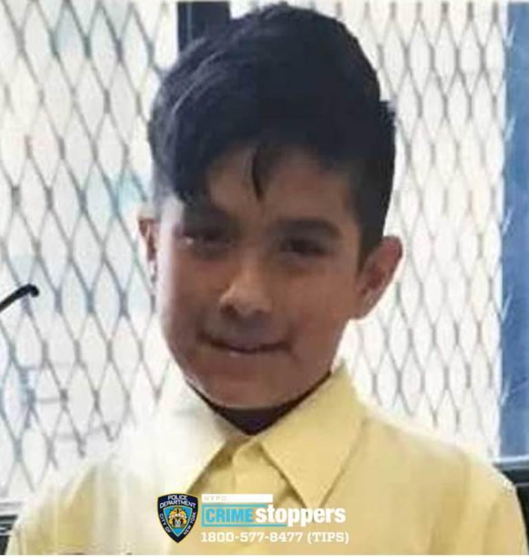 Alexander Armenta, 11, Missing