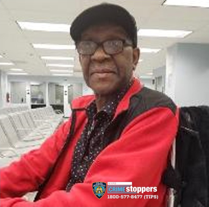 Joe Williams, 73, Missing