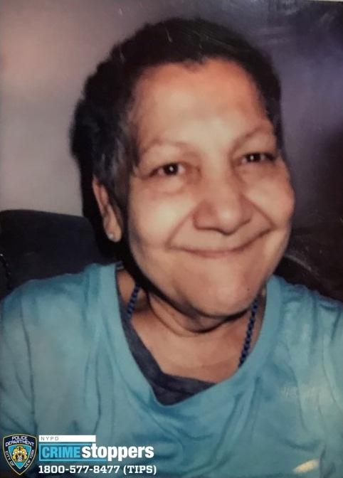 Maria Serrano, 62, Missing