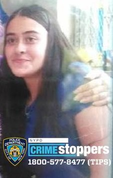 Nicole Zapata, 14, Missing