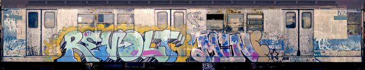Henry Chalfant: Art vs. Transit, 1977 - 1987