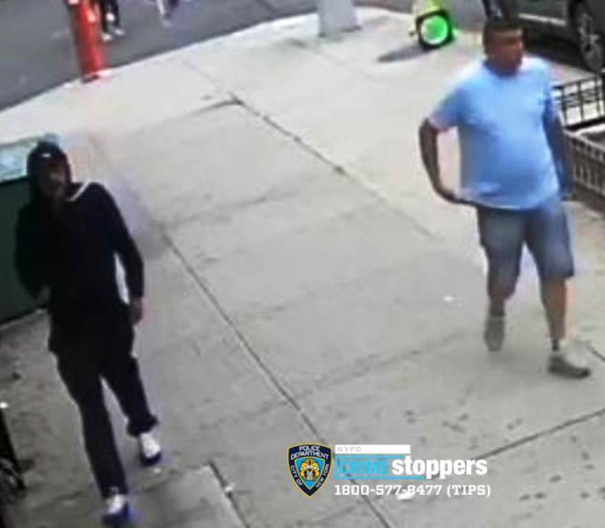 Help Identify A Non-Fatal Shooting Duo