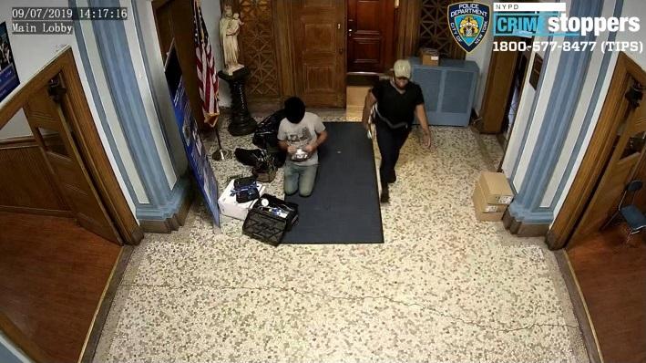 Help Identify A Burglary Suspect