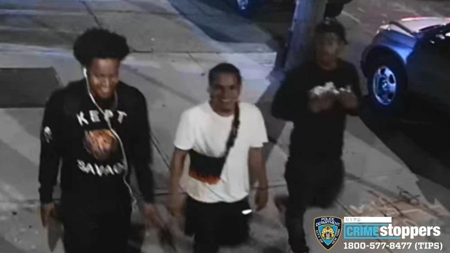 Help Identify An Assault Trio