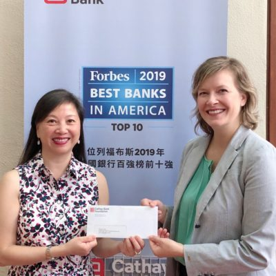 Cathay Bank Foundation Supports KHCC