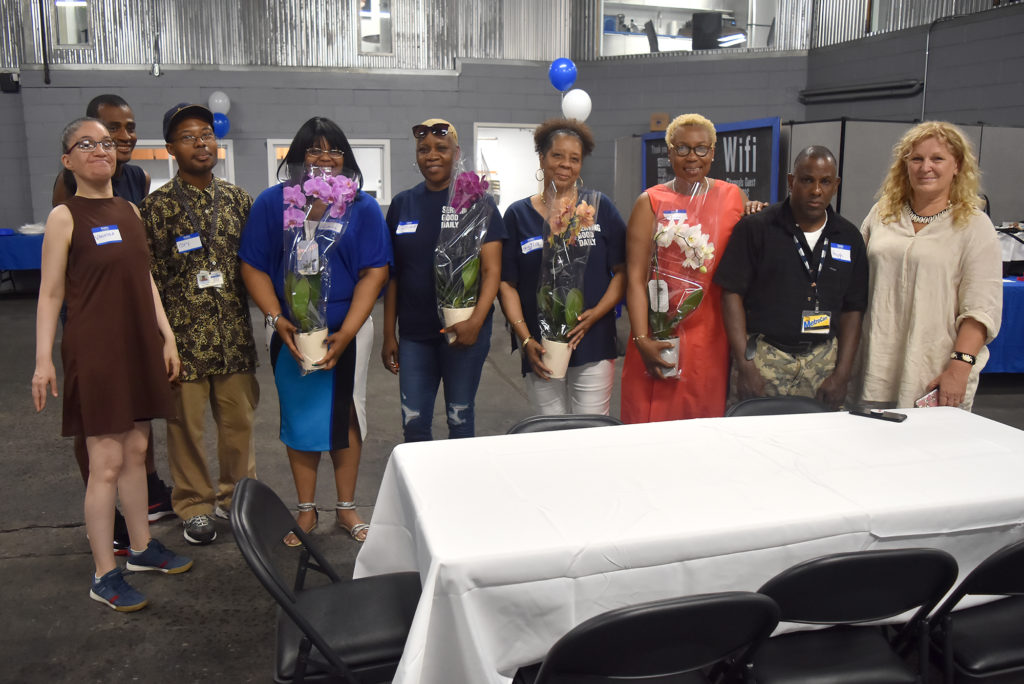 CityMeals On Wheels Hosts Lunch To Thank AHRC New York City Volunteers