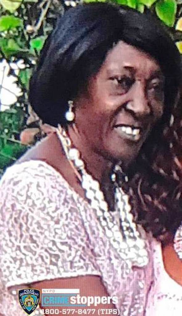 Elthia Jones, 75, Missing