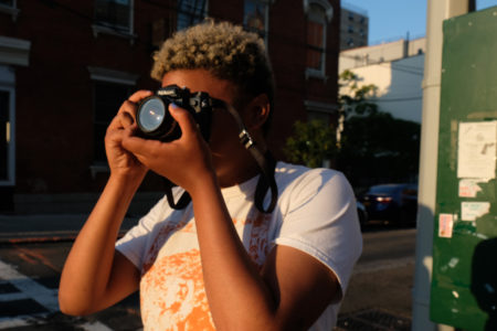 Bringing The Peace Through Photography & Community