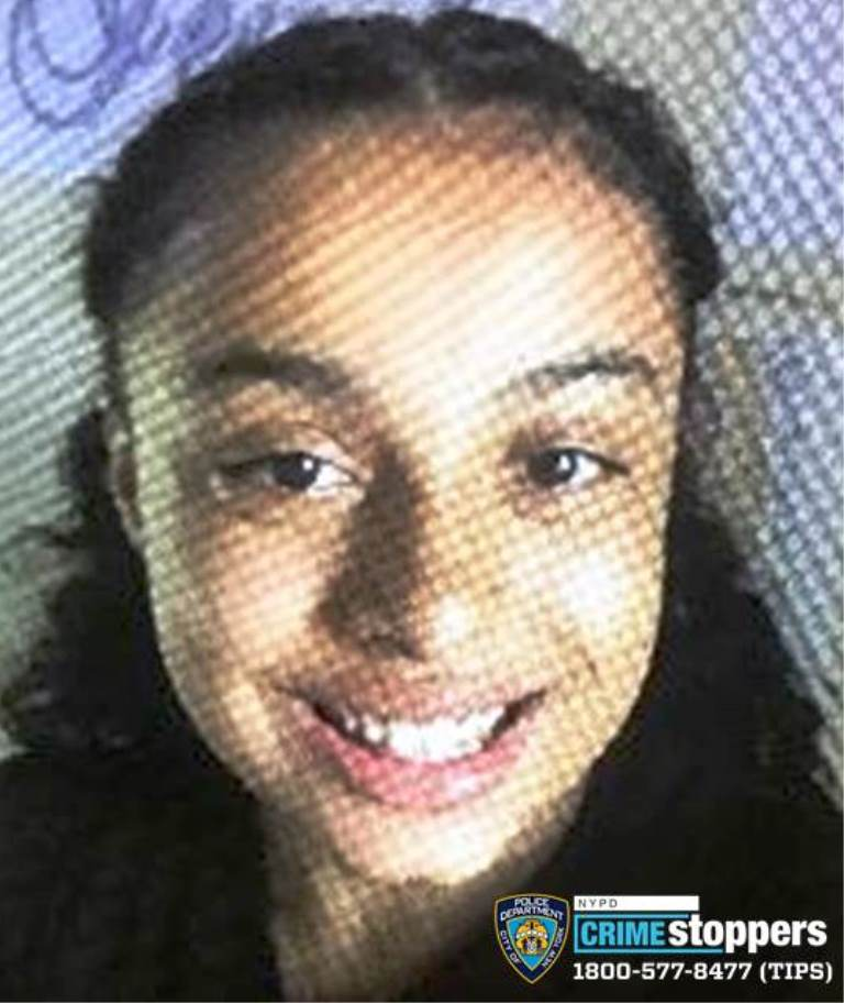 Jewel Perensa, 14, Missing