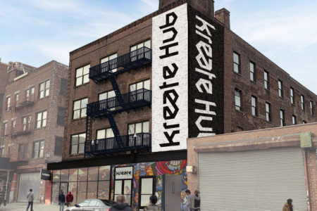 Bronx Kreate Hub, An Affordable Work Space For Artists, Makers & Technologists, Nearly Ready For Occupancy