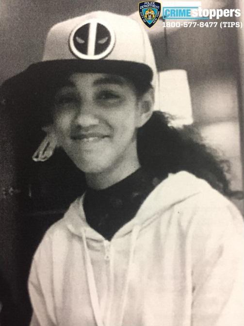 Marissa Hamani, 15, Missing