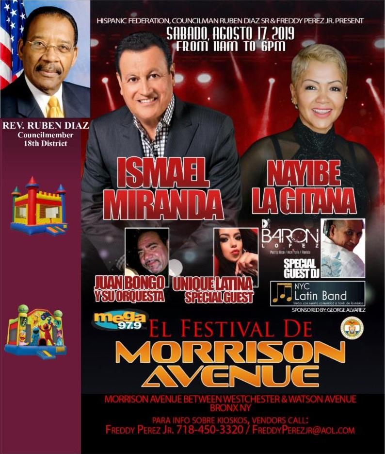 18th Annual Morrison Festival