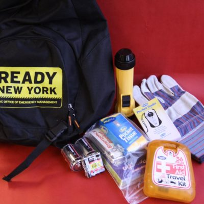 NYC EM & Bronx Community Board 10 To Give Away 100 Go Bags