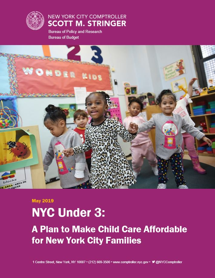 Child Care Roundtable With Comptroller Stringer