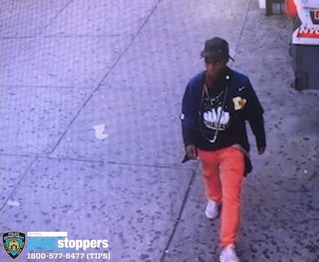 Help Identify An Attempted Rape Suspect