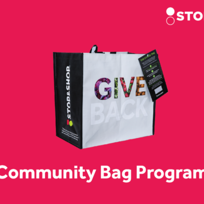 KHCC Chosen For The Stop & Shop Community Bag Program Again
