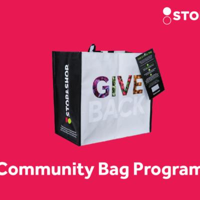 KHCC Chosen For The Stop & Shop Community Bag Program Again