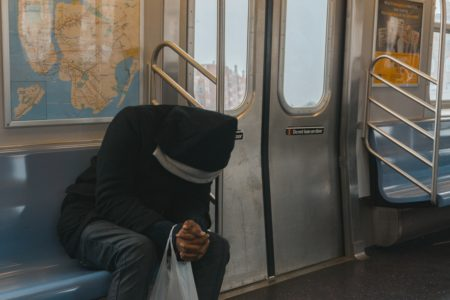 Enhancing NYC Subway Homeless Outreach