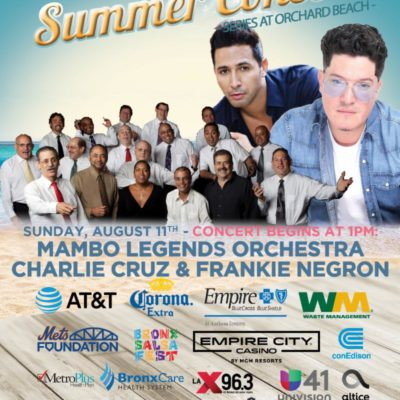 Bronx Summer Concert Series 2019 Continues