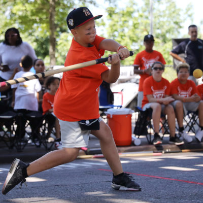 Bronx, Queens Face Off In Stickball Classic