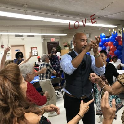 Celebration At The R.A.I.N. Eastchester Neighborhood Senior Center