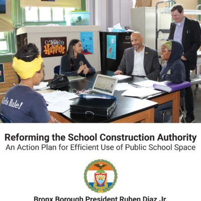 Calls For Reform Of The School Construction Authority