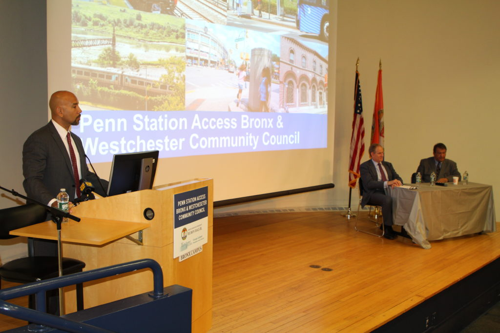 Penn Station Access Bronx & Westchester Community Council