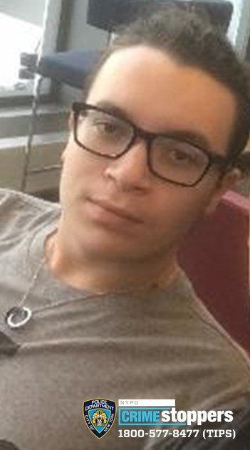 Aaron Pagan, 16, Missing