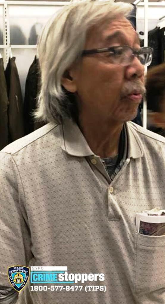 Benjamin Padua, 73, Missing