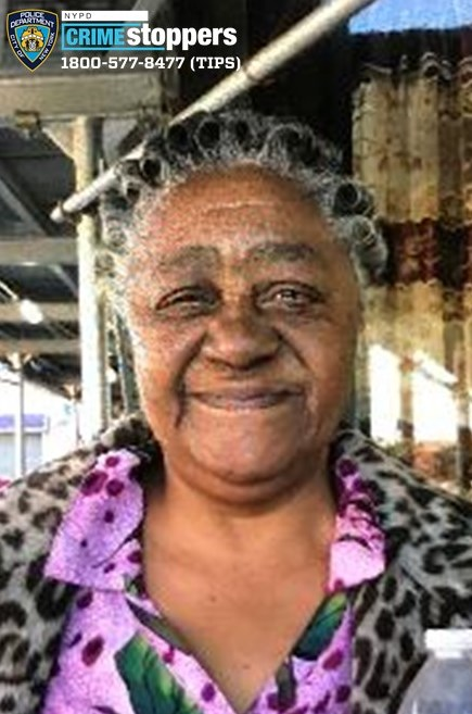 Elizabeth Sims, 67, Missing