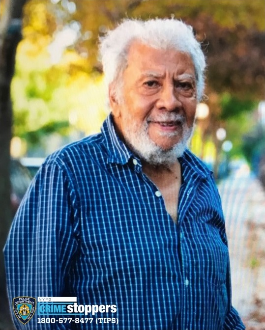 Rogelio Delgado, 82, Missing