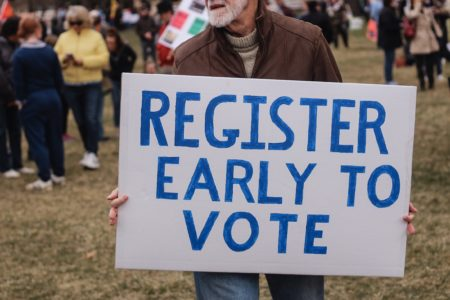 Happy National Voter Registration Day