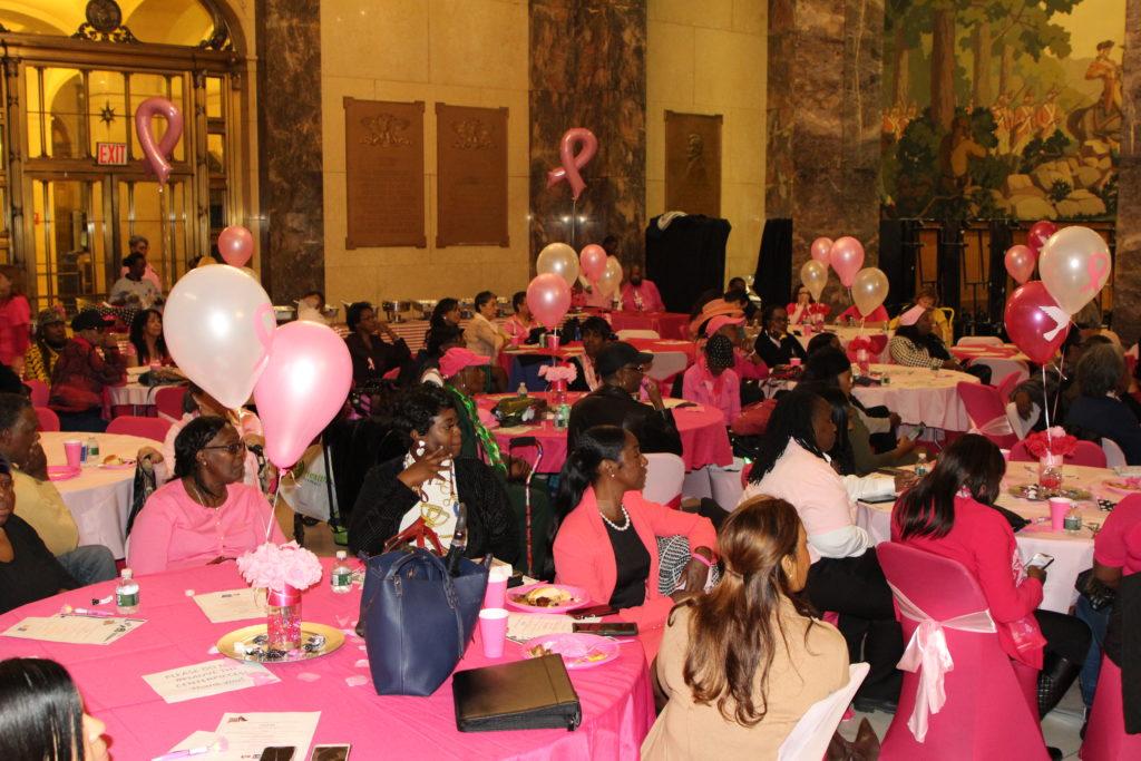 6<sup>th</sup> Annual Senior Cancer Survivors Luncheon