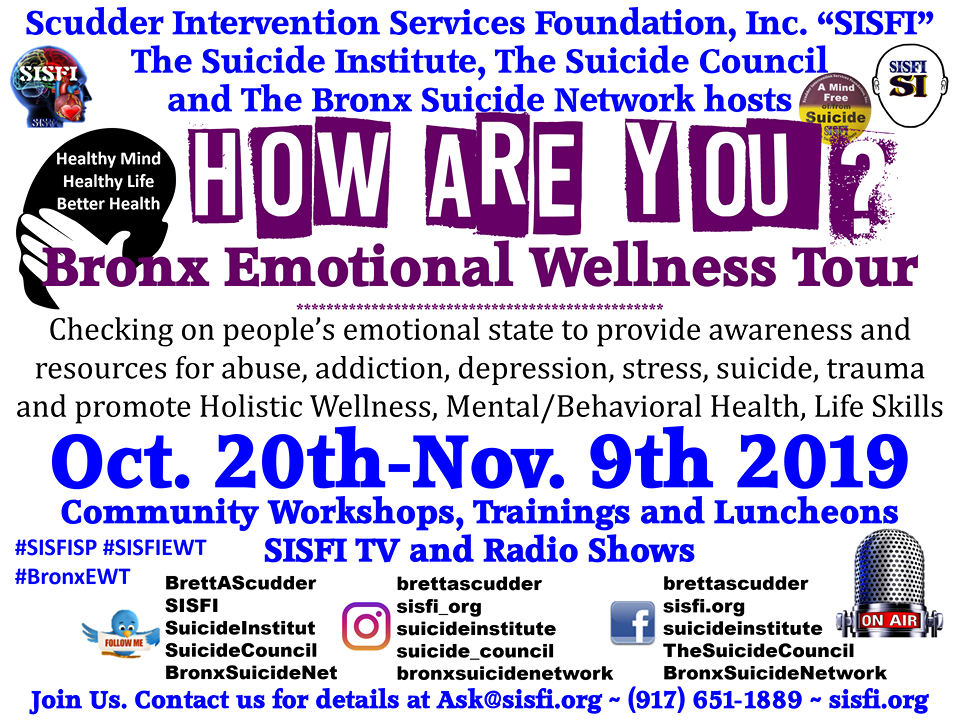 Bronx Emotional Wellness Tour