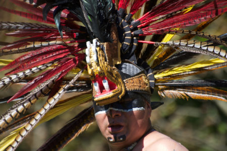 Bronx Native American Festival Gathers Hundreds