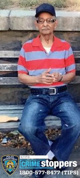 Miguel Batista, 73, Missing