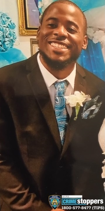 Richard Macklin, 28, Missing
