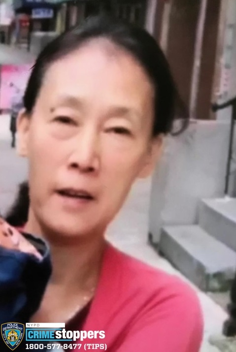 Saizhen Lin, 54, Missing